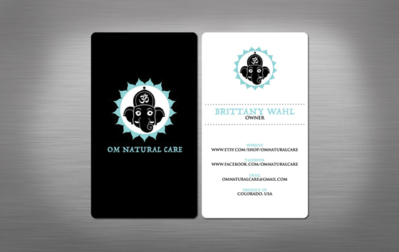 Brittany Wahl - Om Natural Care