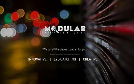 Modular Movie Trailers