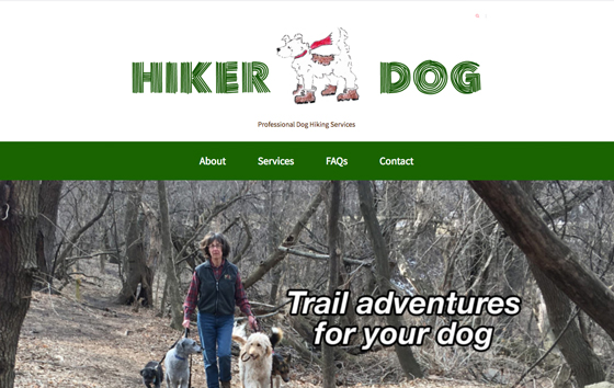 Hiker Dog Omaha